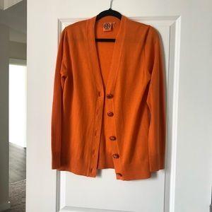 Tory Burch Madeline Merino Wool Sweater